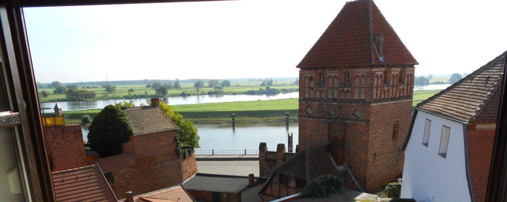 Aussicht Elbe